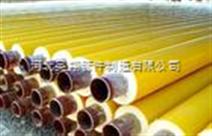 聚氨酯保温管道,直埋聚氨酯发泡保温管道,每米价格