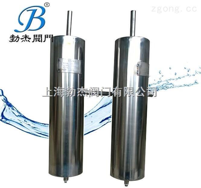 焊接式沼气汽水分离器