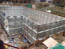 武汉 304不锈钢方形水箱厂家/生活水箱生产厂家