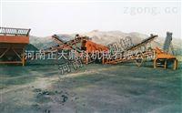 正大机械煤矸石粉碎机采用了突破性两个转子连续破碎技术