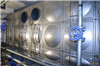 1-2000l立方组合式不锈钢水箱  价格